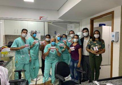 CEAP-SOL promove semana de enfermagem recheada de atividades