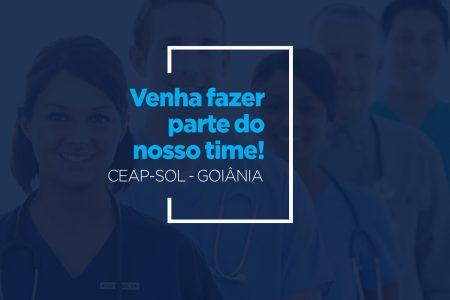 CEAP-SOL, em Goiânia, abre processo seletivo