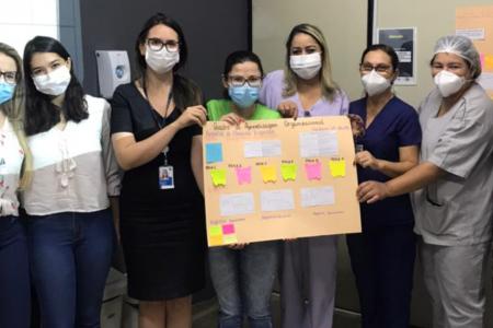 Projeto do Ministério da Saúde realiza primeira visita técnica no HDT