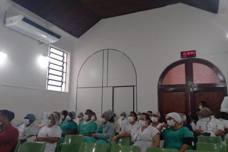 Cuidando do paciente da admissão à alta
