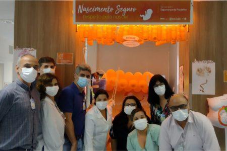 Segurança do Paciente: Nascimento Seguro