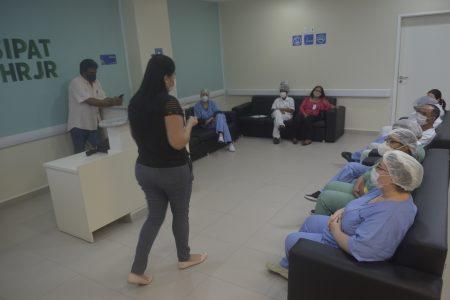 SIPAT aborda saúde mental do colaborador