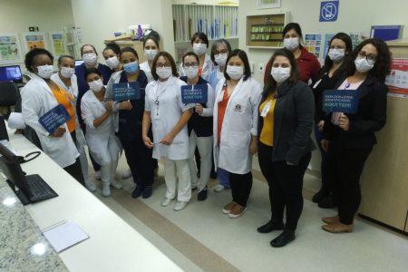HRJR promove ações de conscientização no Dia Mundial de Segurança do Paciente
