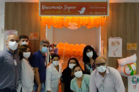 Semana de conscientização sobre a Segurança do Paciente movimenta unidades geridas pelo ISG