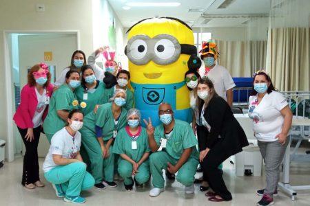 Liga da Humanização do Hospital Regional de Registro estreia na Semana da Criança